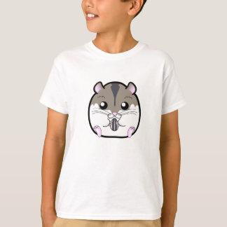Camiseta Hamster natural do anão do russo