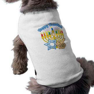 Camiseta Hanukkah feliz