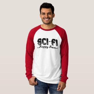 Camiseta Happy hour da ficção científica - C