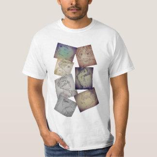 Camiseta Harem reverso