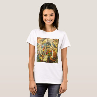 Camiseta Harlequin