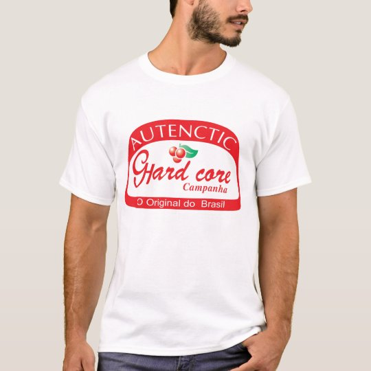 Camiseta Harrdcore guarana