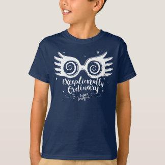 Camiseta Harry Potter | excepcionalmente ordinário