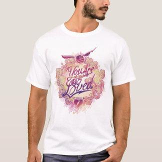 Camiseta Harry Potter | você é assim que amado