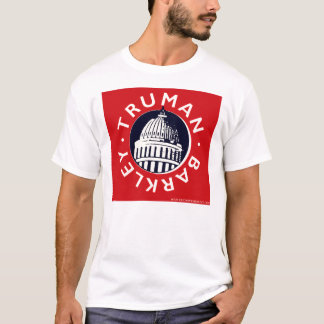 Camiseta Harry Truman-Alben Barkley