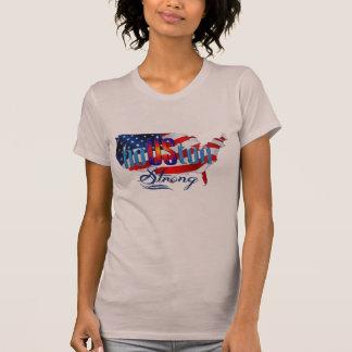 Camiseta harvey do furacão forte de houston texas