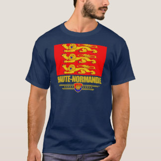 Camiseta Haute-Normandie (Normandy superior)