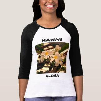 Camiseta Havaí Aloha o estado (Pumeria)