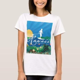 Camiseta Havaí que surfa 143