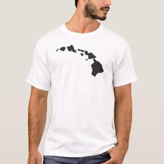 Camiseta Havaiano-Ilha-Corrente