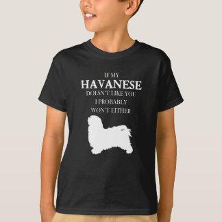 Camiseta Havanese