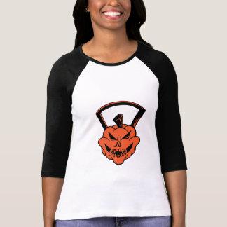 Camiseta Havoc de alta tensão de CrossFit o Dia das Bruxas