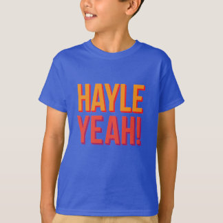 Camiseta Hayle yeah!