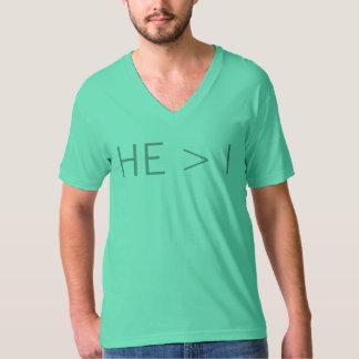 Camiseta He > I