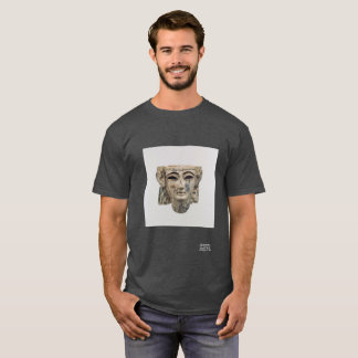 Camiseta Head of tem macho ora female figura