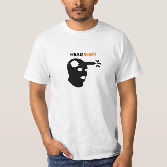 Camiseta Headshot!