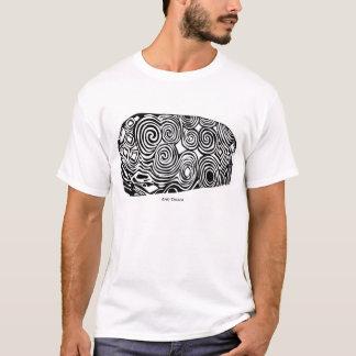 Camiseta Headstone do na Bóinne de Brugh