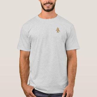 Camiseta Heartbot - laranja