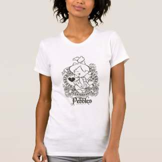 Camiseta Heartbreaker 1 de PEBBLES™