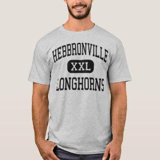 Camiseta Hebbronville - Longhorns - alto - Hebbronville