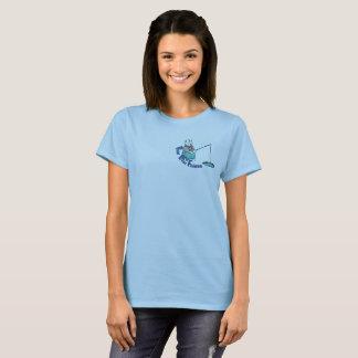 Camiseta Hector o urso polar vai pescar