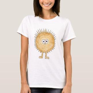 Camiseta Hedgehog. bonito