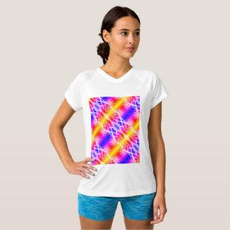 Camiseta Hélice colorida