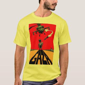 Camiseta helicóptero de gaza