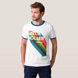 Camiseta hella do holler do hella do hella