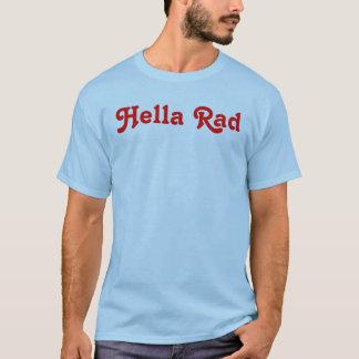 Camiseta Hella Rad