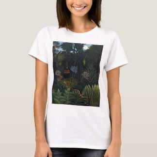 Camiseta Henri Rousseau - o sonho