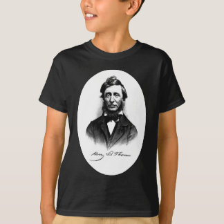 Camiseta Henry David Thoreau