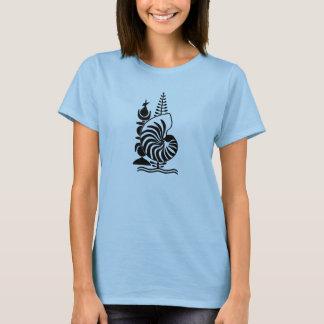 Camiseta Heráldica oficial da brasão de Nova Caledônia