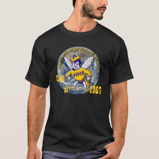 Camiseta Herbie o zangão viaja o mundo