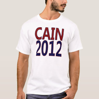 Camiseta Herman Cain 2012