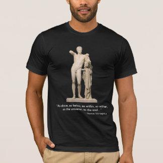 Camiseta Hermes e o Dionysus infantil