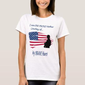 Camiseta Herói bravo
