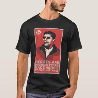 Camiseta Herói de Bouazizi