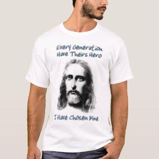 Camiseta Herói de Jesus