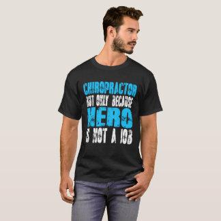 Camiseta Herói do Chiropractor