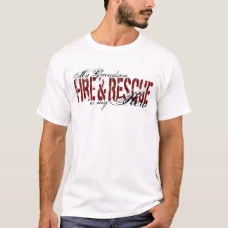 Camiseta Herói do neto - fogo & salvamento