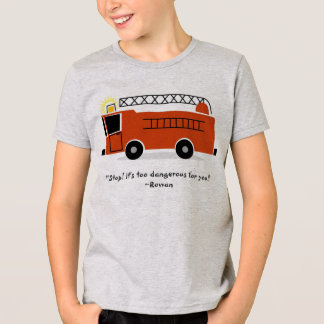 Camiseta Herói Rowan do médico