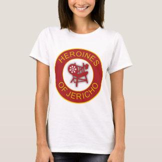 Camiseta Heroína de Jericho