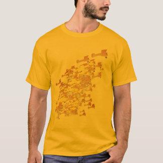 Camiseta Heróis de FLomm: O pelotão!