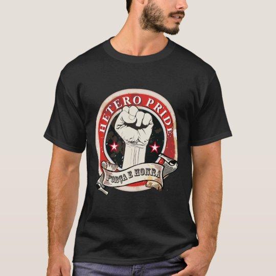 Camiseta Hetero Pride