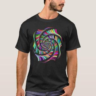 Camiseta Hex prismático