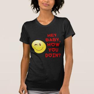Camiseta Hey bebê…