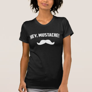 Camiseta Hey bigode