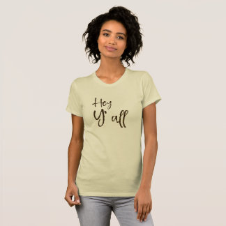 Camiseta Hey você