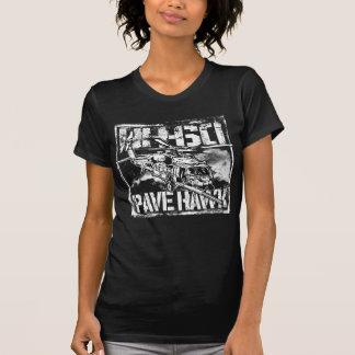 Camiseta HH-60 pavimentam o t-shirt do falcão